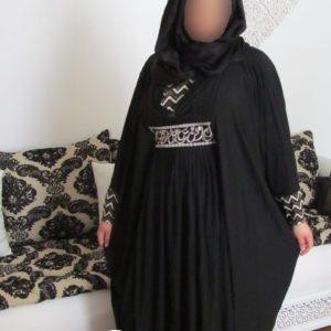 abaya papillon nadia